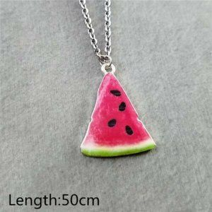 NWOT Sweet Summer Time Watermelon Necklace
